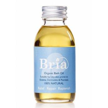 Bria Organics Relief Repair Replenish - BABY BATH OIL (100ml)