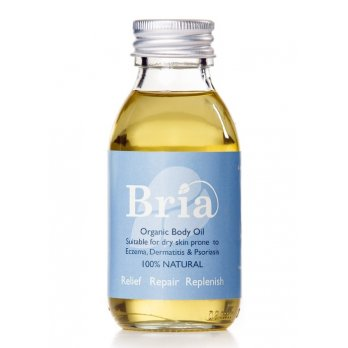Bria Organics Relief Repair Replenish Body Oil (100ml)