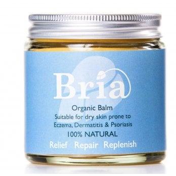 Bria Organics Relief Repair Replenish Dry Skin Balm
