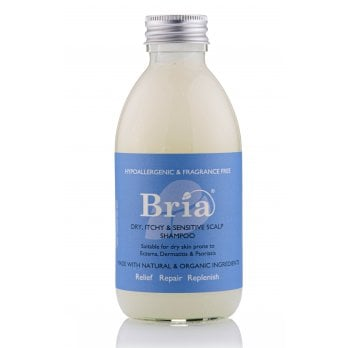 Bria Organics Relief Repair Replenish Hypoallergenic Shampoo 200ml