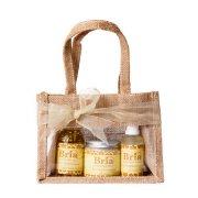 May Chang & Lemongrass Bath Oil, Room Fragrance & Body Butter Gift Pack